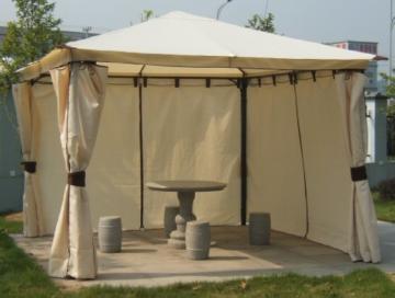 Gartenmoebel-einkauf Pavillon 3x3m Polyester - 1