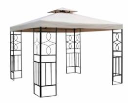 Ersatzdach für Metall Pavillon 3×3 - 1