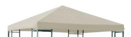 Ersatzdach für Pavillon 3×3 Meter - 1