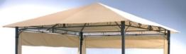 Ersatzdach 3x3m Antikpavillon