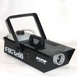 1100W Nebelmaschine mit Funk Fernbedienung FOG-1200 -