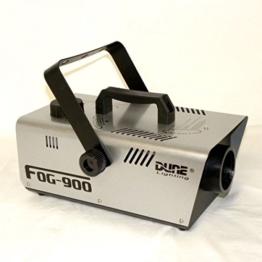 800W Nebelmaschine mit Funk Fernbedienung FOG-900 -