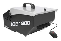 Beamz Ice1200 MKII Eis-Nebelmaschine Bodennebler 1200W -