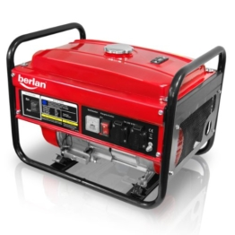 Berlan Benzin Stromerzeuger BSTE3000 - 2800 Watt -