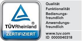 Broil-master Gasgrill BBQ GRILLWAGEN Edelstahl-Brenner 6 Hauptbrenner + 1 Seitenbrenner in Farbe: schwarz -