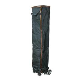 Cablematic Tragetasche mit Aluminium und Rollen für Zelt 155x30x30mm -