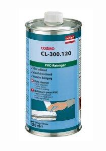 Cosmofen 10 PVC-Reiniger CL-300.120 ( leicht anlösend !) -