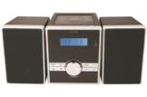 Denver 12110370 Micro Soundsystem mit PLL-FM Radio, CD-Player und AUX-In -