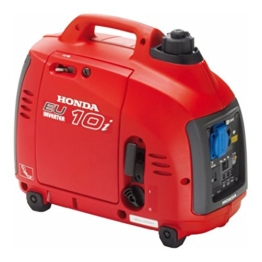 EU 10i - HONDA- Stromerzeuger - Generator - 1000W - Benzin bleifrei - autorisierter Vertrieb durch Holly® Produkte - STABIELO - holly-sunshade ® - holly mobiler Sonnenschutz-mobile sunshade holly ® - -