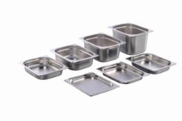 GN Behälter Gastronorm 1/2 Edelstahl (65 Millimeter) -