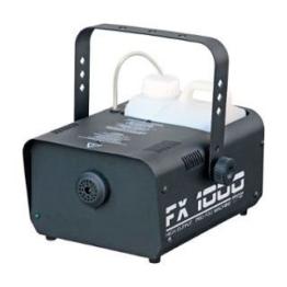 JB Systems FX 1000W DMX Nebelmaschine inkl. Timer Remote Controller -