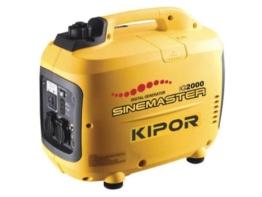 Kipor IG 2000 Stromgenerator 2.7PS 2kW 3.7l Tank Generator Inverter Stromaggregat Werkzeug -