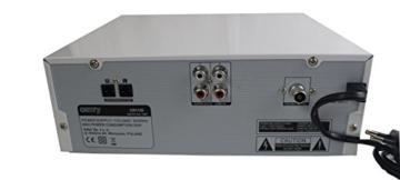 Multimedia Kompaktanlage Bluetooth Design Stereo Anlage Musikanlage Mini Hi-Fi CD MP3 USB Player -