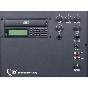 Musikanlage SoundMaker CD/MP3/USB Wireless -