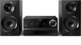Philips BM60B/10 kabellose Multiroom Power-Stereoanlage (izzy System, Bluetooth, CD, UKW, USB, 130 Watt) schwarz -