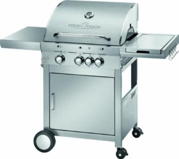 Profi Cook PC-GG 1058 Gasgrill 4-Brenner -