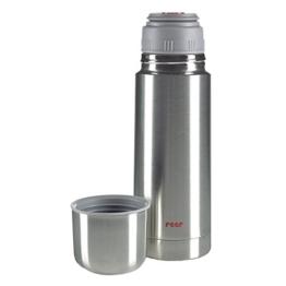 reer 90500.08 - Edelstahl Isolier-Flasche, 500ml -