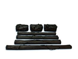 Taschenset Zelttaschen 3 m für PROFESSIONAL Zelte für Pavillon Partyzelt - 7 Stück Tragetaschen Transporttaschen, zur sicheren Aufbewahrung, aus robustem Oxford Material 480g -
