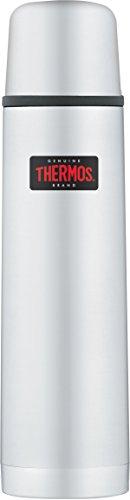 Thermos Edelstahl-Thermosflasche 1,0 l, leicht und kompakt -