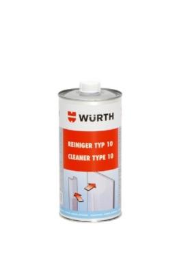 WÜRTH Kunststoffreiniger PVC 10-PVC-1LTR -