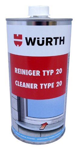 WÜRTH Kunststoffreiniger Reiniger Typ 20 -